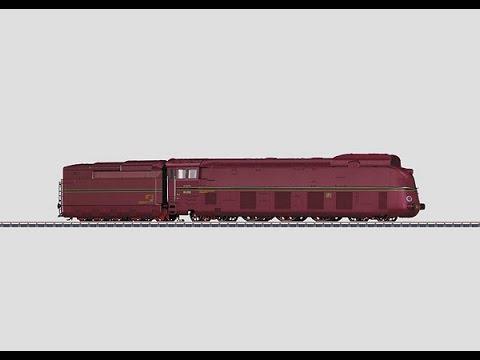 Märklin 37052 - BR 05 002 - Bellingrodt Edition No. 4