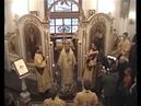 ВИЗИТ ПРАВЯЩЕГО АРХИЕРЕЯ. митрополит Варсонофий(Судаков) и архиепископ Тихон (Шевкунов)