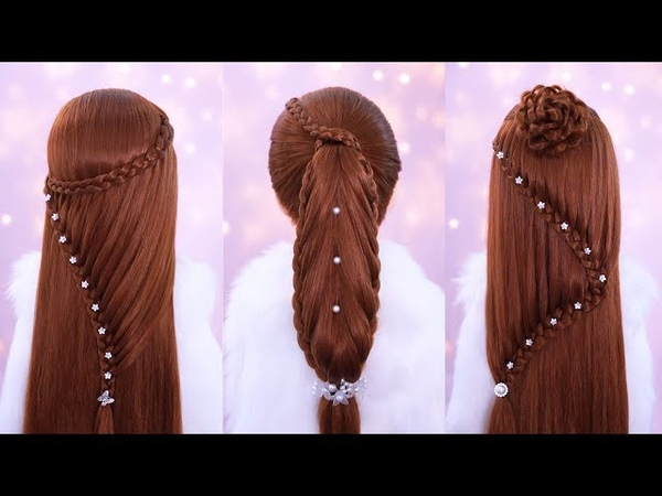 Top 10 Amazing Hair Transformations - Beautiful Hairstyles Compilation 2018 7