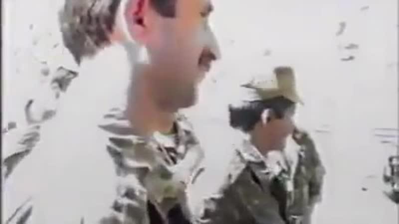 Встреча военных на границе в Нахчыване