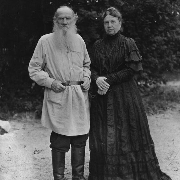 Трагедия жены Льва Толстого