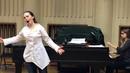 Alexandra Yangel (mezzo-soprano) - Rachmaninov Ya zdu tebya