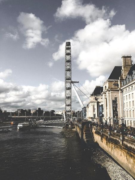 Петербург: прямые рейсы в Лондон от 4200 туда-обратно