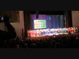 Фольклорный фестиваль Истоки! Народная музыка становится популярна!!!