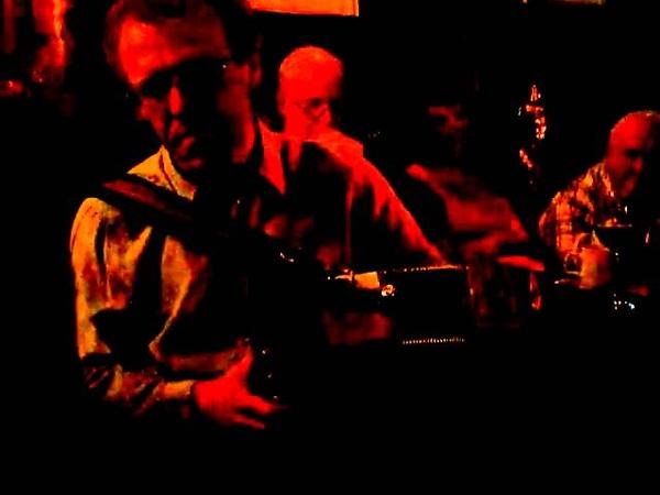Christy Leahy Caoimhín Vallely album launch at The Cornerhouse, Cork 02.10.10