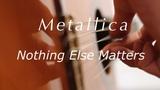 Metallica - Nothing Else Matters Cover Guitar