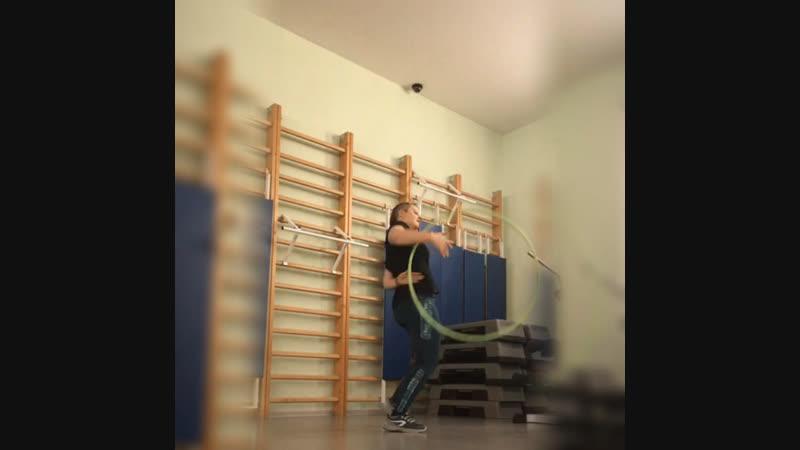 Hoop training