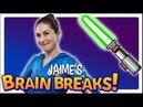 Jaime's Brain Breaks 7 Jedi Strength and Focus