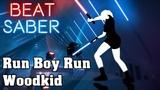 Beat Saber - Run Boy Run - Woodkid (custom song) FC