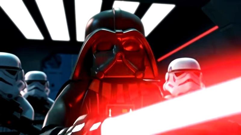 LEGO STAR WARS Приключения изобретателей мультфильм Disney для детей Сезон 1 Серия 3