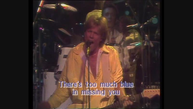 Modern Talking There's Too Much Blue In Missing You Rock Pop Music Hall 29 06 1985 ZDF
