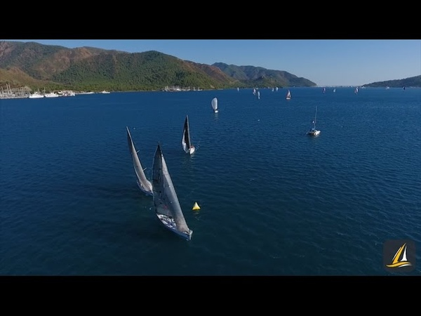 Регата Marmaris International Race Week 2016