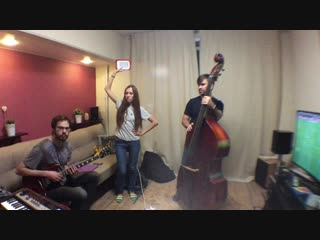 Fish Out Of Water Bob Marley cover