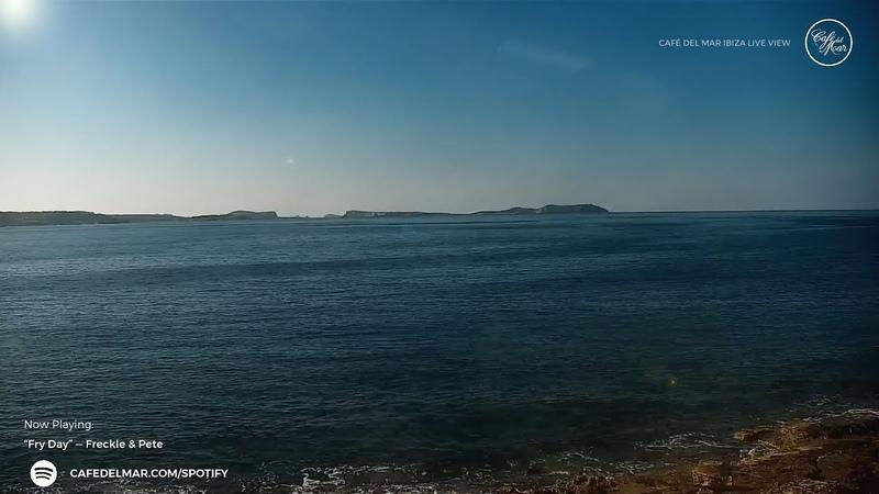 Café del Mar Ibiza · Chillout Radio Live Camera 24/7