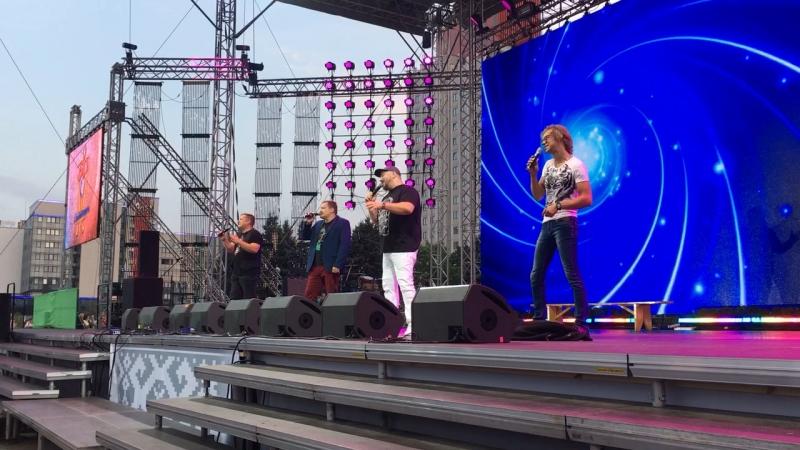 Группа Тяни Толкай в Солигорске