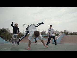 Bboy Crews Trailer ft Vagabonds, Gamblerz, RedBull BC One Allstars, + more ¦ YAK x JINJO
