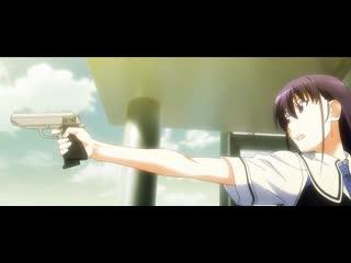 Натюрморт в серых тонах(Grisaia no Kajitsu) TV - 06 [RUS озвучка] (аниме эротика, этти,ecchi, не хентай-hentai)