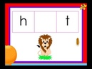 Kindergarten phonics worksheet - words with the short vowel o sound