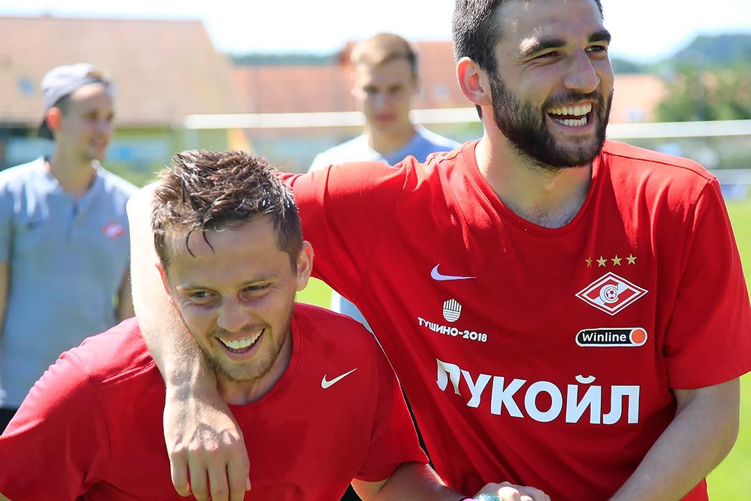 Джано Ананидзе и Георгий Джикия