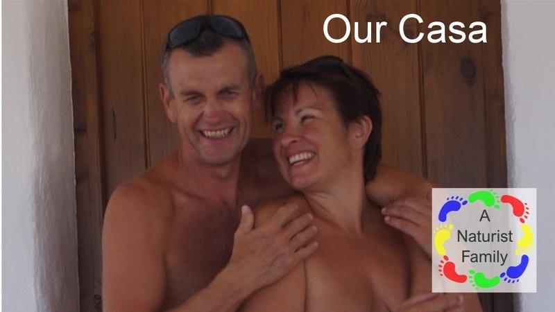 A Naturist Family - Our Casa - 5