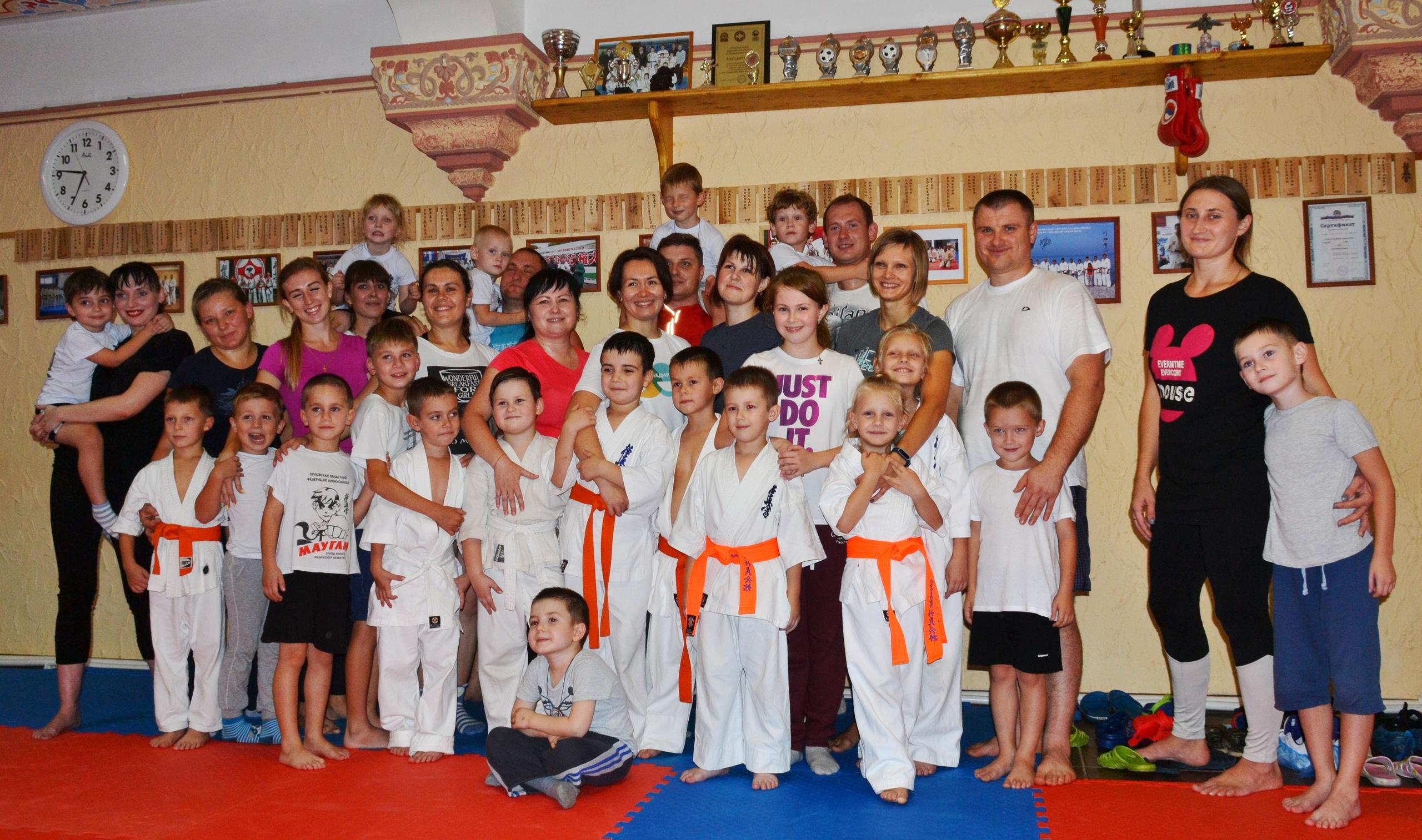 Нужно ли детей учить драться? Отец троих сыновей, чемпион мира по карате киокушинкай