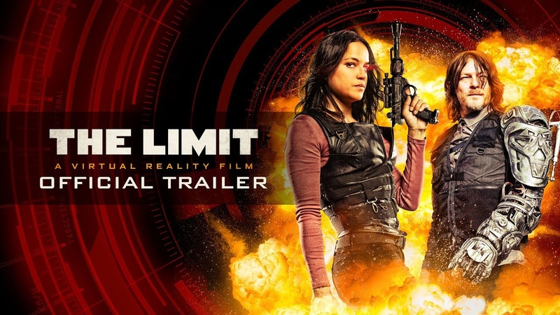 Robert Rodriguez's THE LIMIT: A Virtual Reality Film | Trailer w/ Michelle Rodriguez Norman Reedus