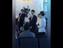 18 09 2018 Fox Bride Star Where Stars Land shooting Lee Je Hoon Chae Soo Bin Ejay Falcon