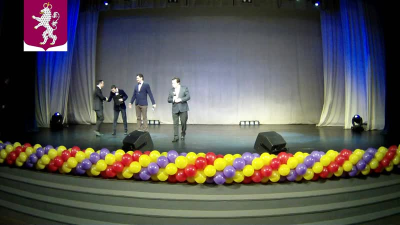 Концерт посвященный 8 марта для жителей МОМО Княжево