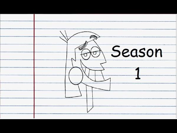 The Emperor's New School- Doodles (Season 1)