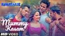 Mummy Kasam Video NAWABZAADE Raghav Punit Dharmesh Sanjeeda Gurinder Payal Ikka