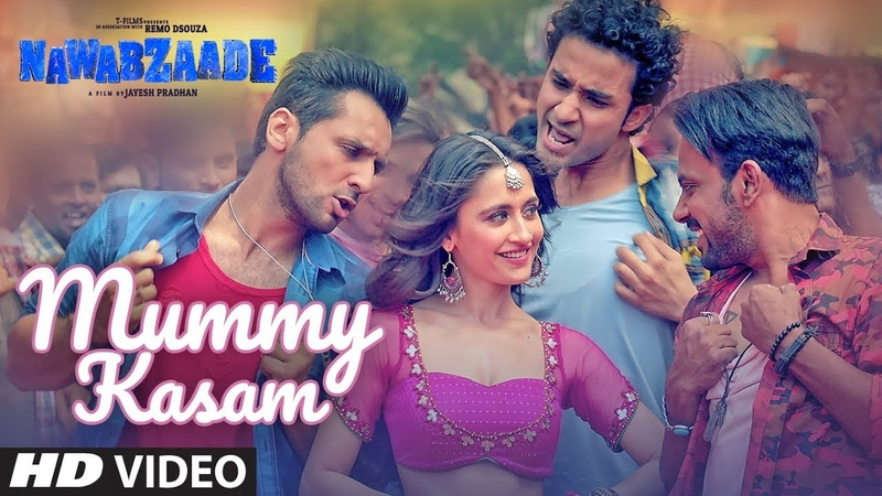 Mummy Kasam Video | NAWABZAADE | Raghav | Punit | Dharmesh | Sanjeeda | Gurinder | Payal | Ikka