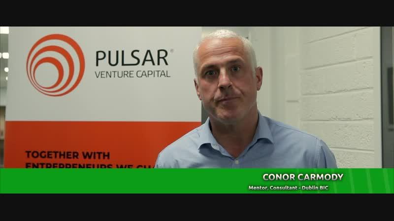 CONOR CARMODY - mentor, consultant, Dublin BIC