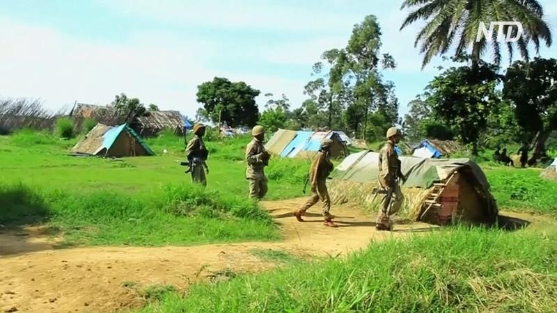 МУС: экс-лидер повстанцев в ДРК виновен в военных преступлениях