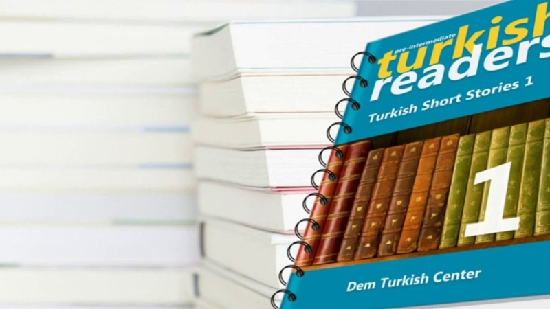 Learn Turkish with Turkish easy reading books - Turkish Short Stories 1