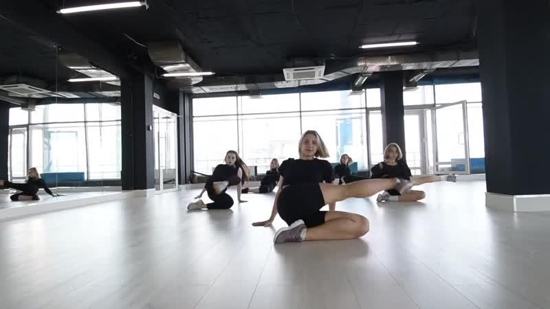 Choreo by Yanita Mizrahi femme