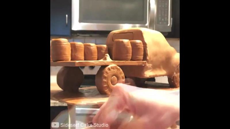 Суперский торт