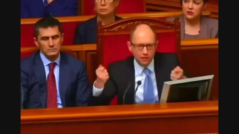 Яценюк Сеня и танкист-подводник: Цэ наше морэ, Владимир Владимирович, цэ наша протока.