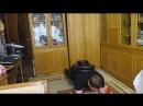 Планка на локтях с отягощением 60 кг на 2 минуты