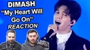 Dimash - My Heart Will Go On Singers Reaction