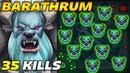 BBK Spirit Breaker Barathrum 35 KILLS Dota 2
