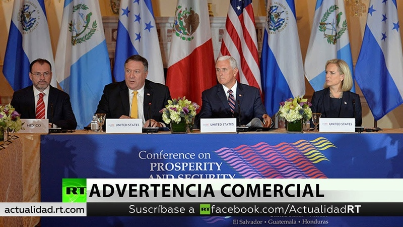 EE.UU. insta a América Latina a ser cauta al entablar relaciones comerciales con China