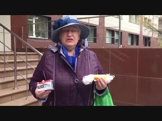 Мыло, веревка, пачка соли и спички: на что хватило прибавки к пенсии в Новосибирске