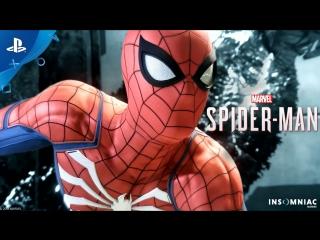 Человек-Паук | Трейлер игрового процесса | PS4