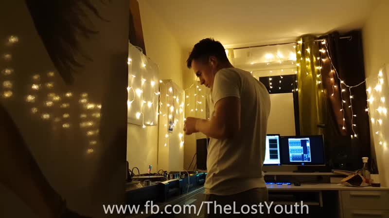 Lost Youth - 100 % House Music - live videomix 006