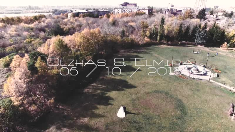 Olzhas Elmira   Wedding Day   Highlights   Omsk