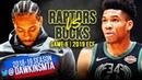 Toronto Raptors vs Milwaukee Bucks Game 6 Full Game Highlights | 2019 ECF | FreeDawkins