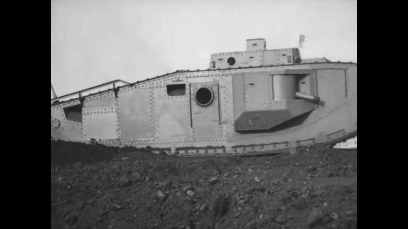 Mark VIII Tank 1918 US Army Tests Demonstrations of WWI Ordnance Materiel JQ Music