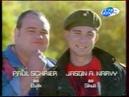 Могучие рейнждеры в космосе (СТВ REN TV, 2003) Заставка