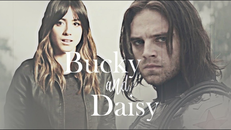 Bucky and Daisy All we do infinity war