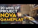 Project Nova 20 Minutes of Sentinel Gameplay